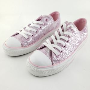 CONVERSE CT All Star Low Pink Sz 5Y Wo's 6